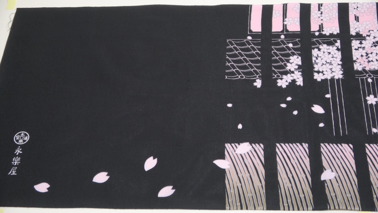 Eirakuya -shop of TENUGUI, artistic hand towels- image02