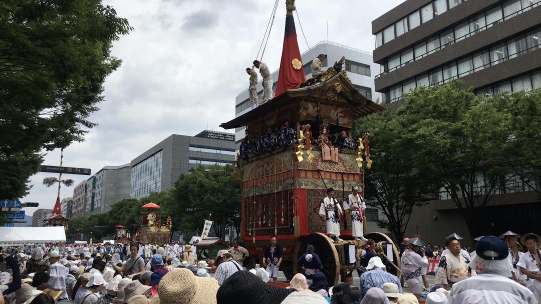 Gion Matsuri (Festival) image01
